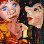 Himpelchen und Pimpelchen Puppenspiel