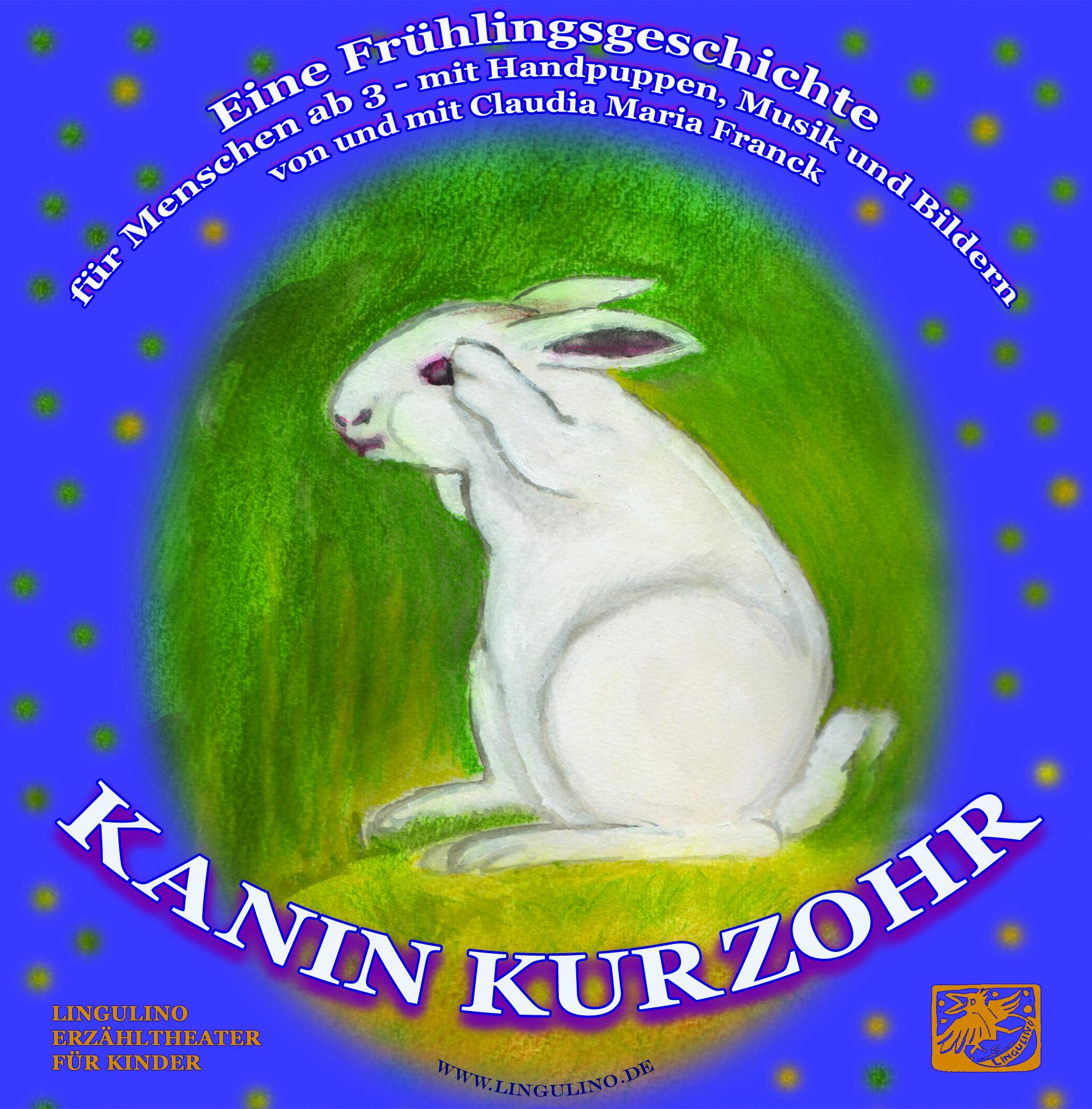 Kanin Kurzohr Plakat LINGULINO